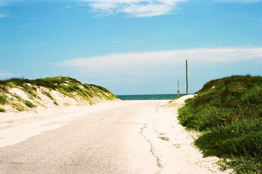 33/365 - Beach Road  Nikkormat - 55mm