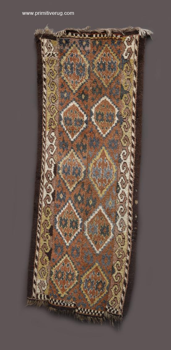 Uzbek Julkhirs Samarqand Circa 1900