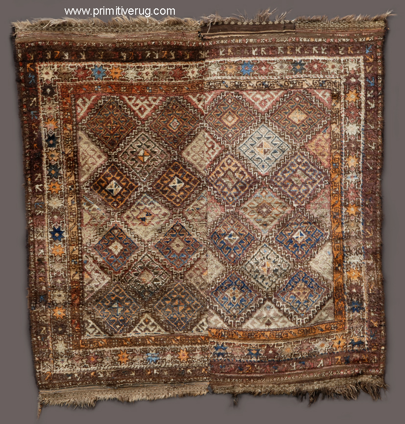 Baluch Two Piece Bedding Rug