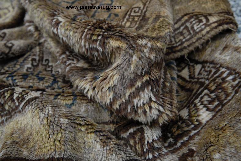 Pile Baluch Rug