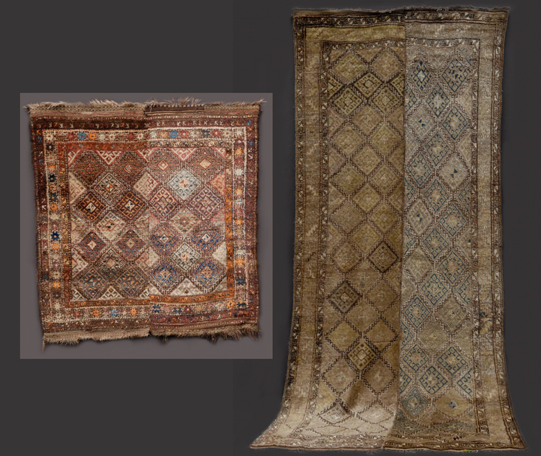 Hazara rugs