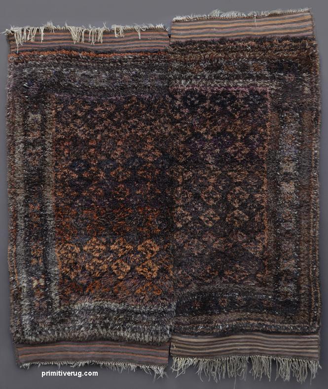 Hazara - Aimaq bedding rug, Afghanistan