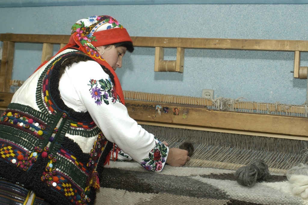 Museum of folk art of Hutsulschyna