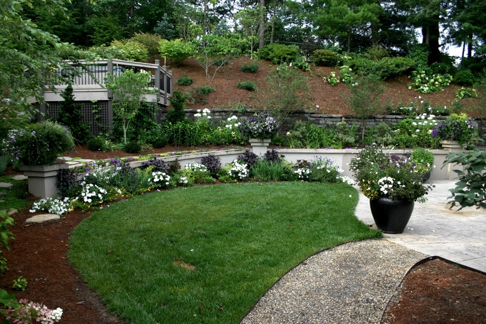 Retaining Walls & Patios