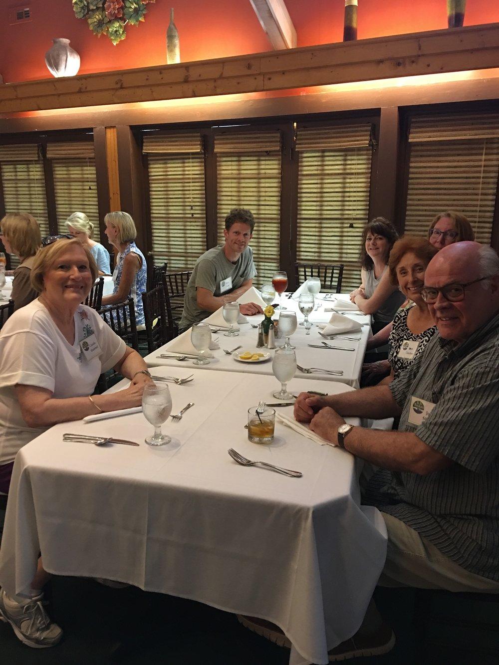 Highland Lake Inn Lunch