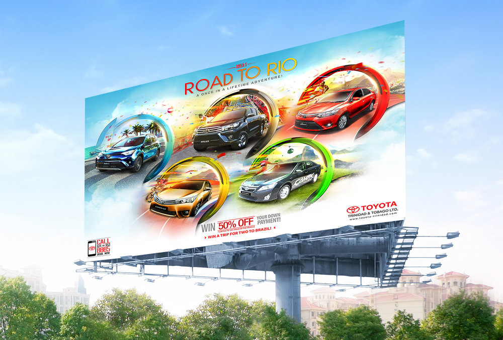 Toyota road to rio Billboard.jpg