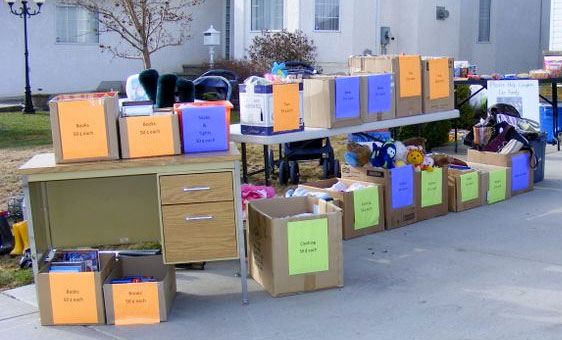 How to Plan for a Successful Garage Sale — I Love Organized