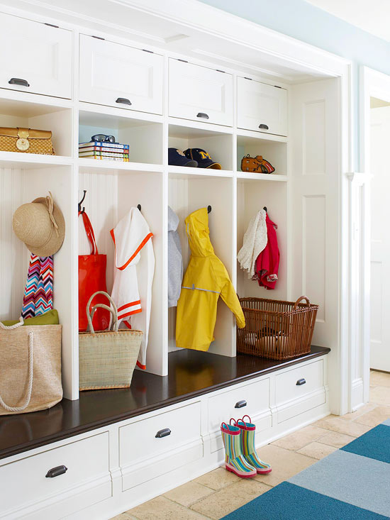 Simply Chic and Easy to Keep Organized for Everyone