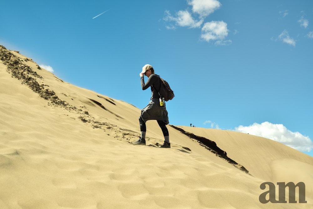 Great Sand Dunes National Park, 2017