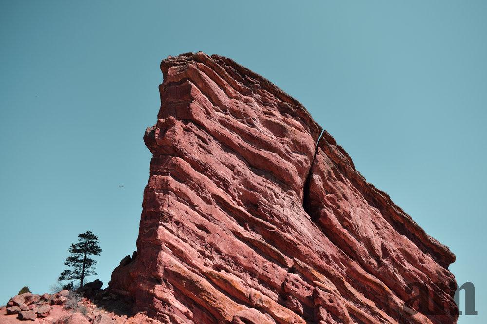 RED ROCKS, 2017