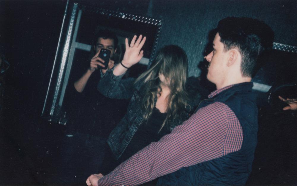 Matt & Izzy & Anthony