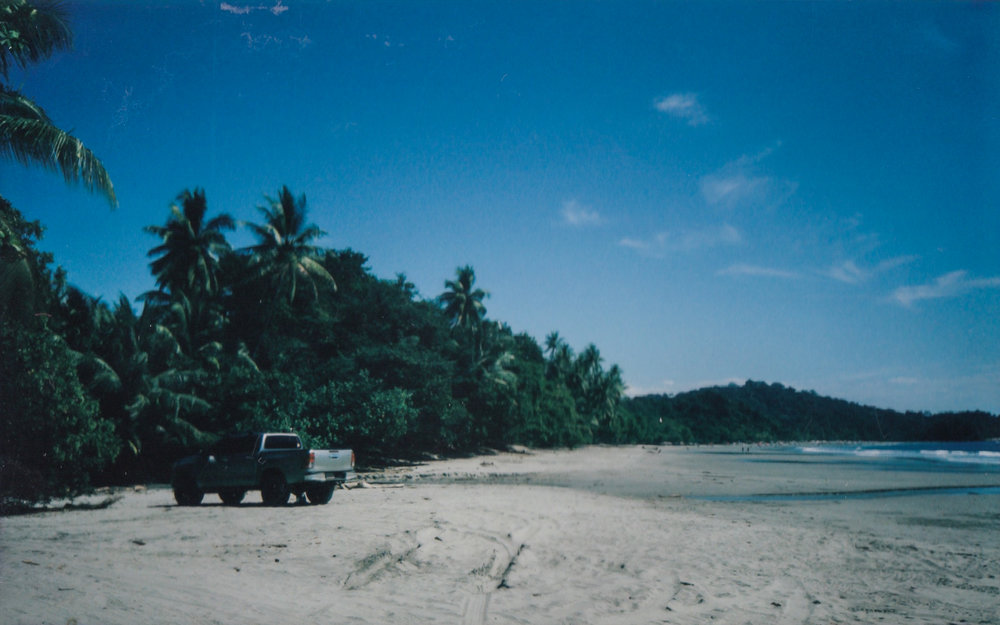 Playa Espadilla 2