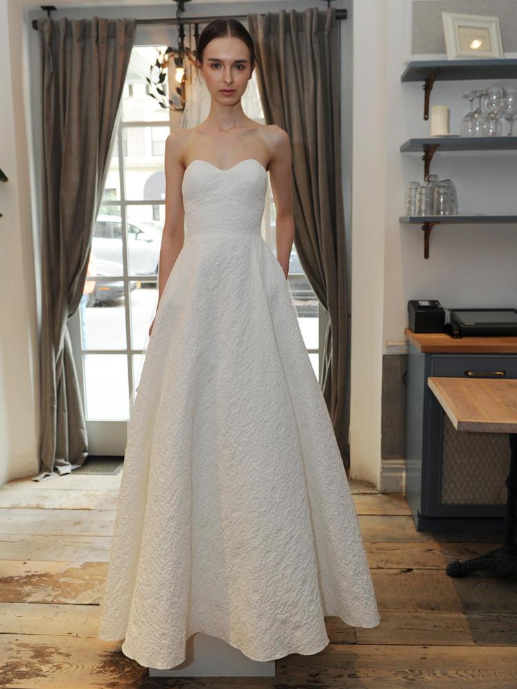 Celebrate a nashville trunk show featuring lela rose for Nashville wedding dress shops