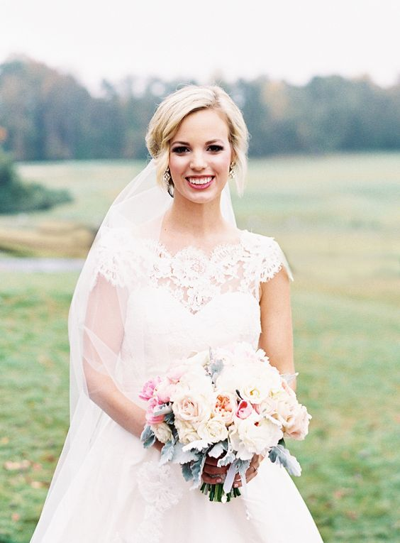 Photo via Style Me Pretty. By Allison Kuhn Photography. Bridal Shop Hayden Olivia.