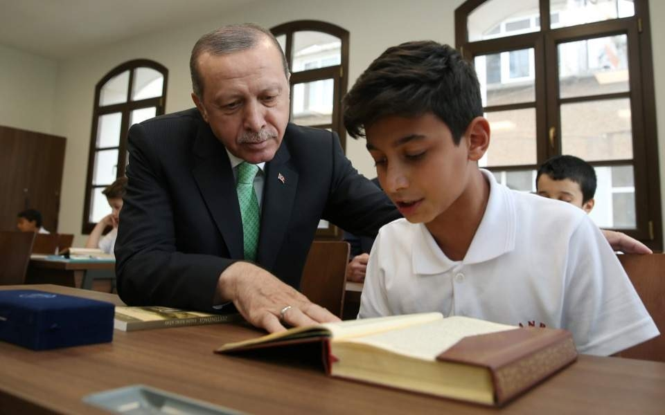 eDUCATION AND ISLAM BECOME HOT-BUTTON ISSUES IN TURKEY