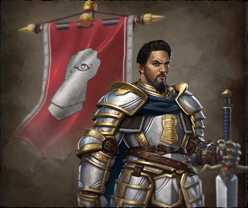 Ser Victus Enterious -