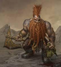 Magnus the Barelegged -