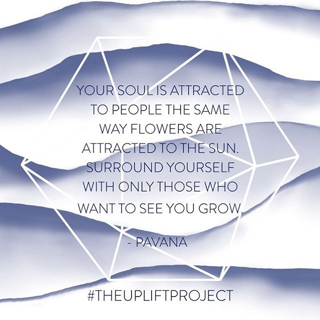 Like attracts like. #pavana #theupliftproject #soul2soul
