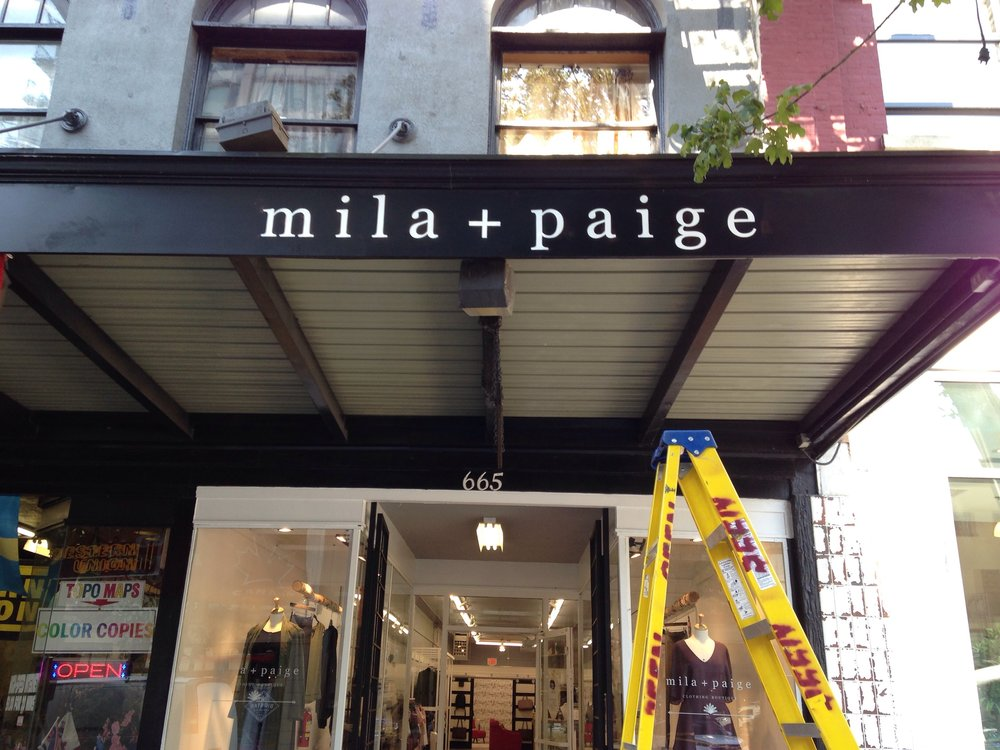 MILA & PAGE
