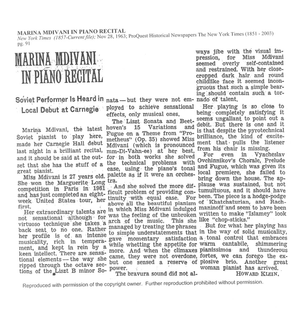 new york times (review feat. mdivani, november 28, 1963).jpg