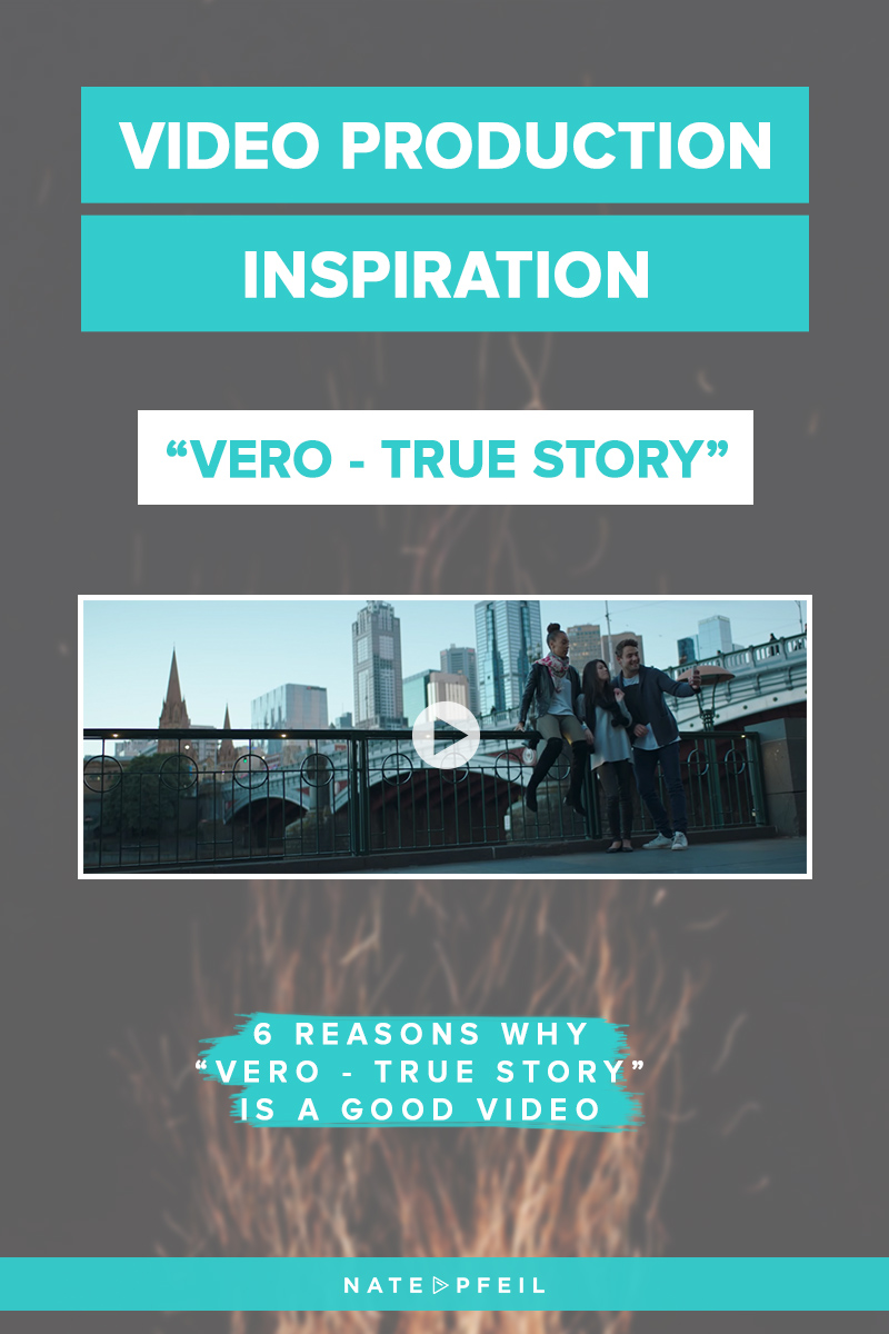 Get inspired to make better videos as I think out loud and point out what makes this video great.