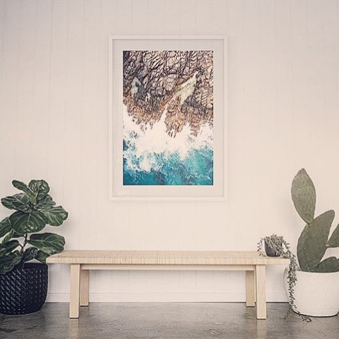 @thefredsnow just came back from Down South and would love this print for my studio 🌾