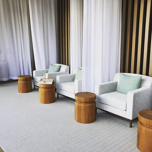 Dreamy spaces and a heavenly massage at @bodhijspa @westinperth #westinperth
