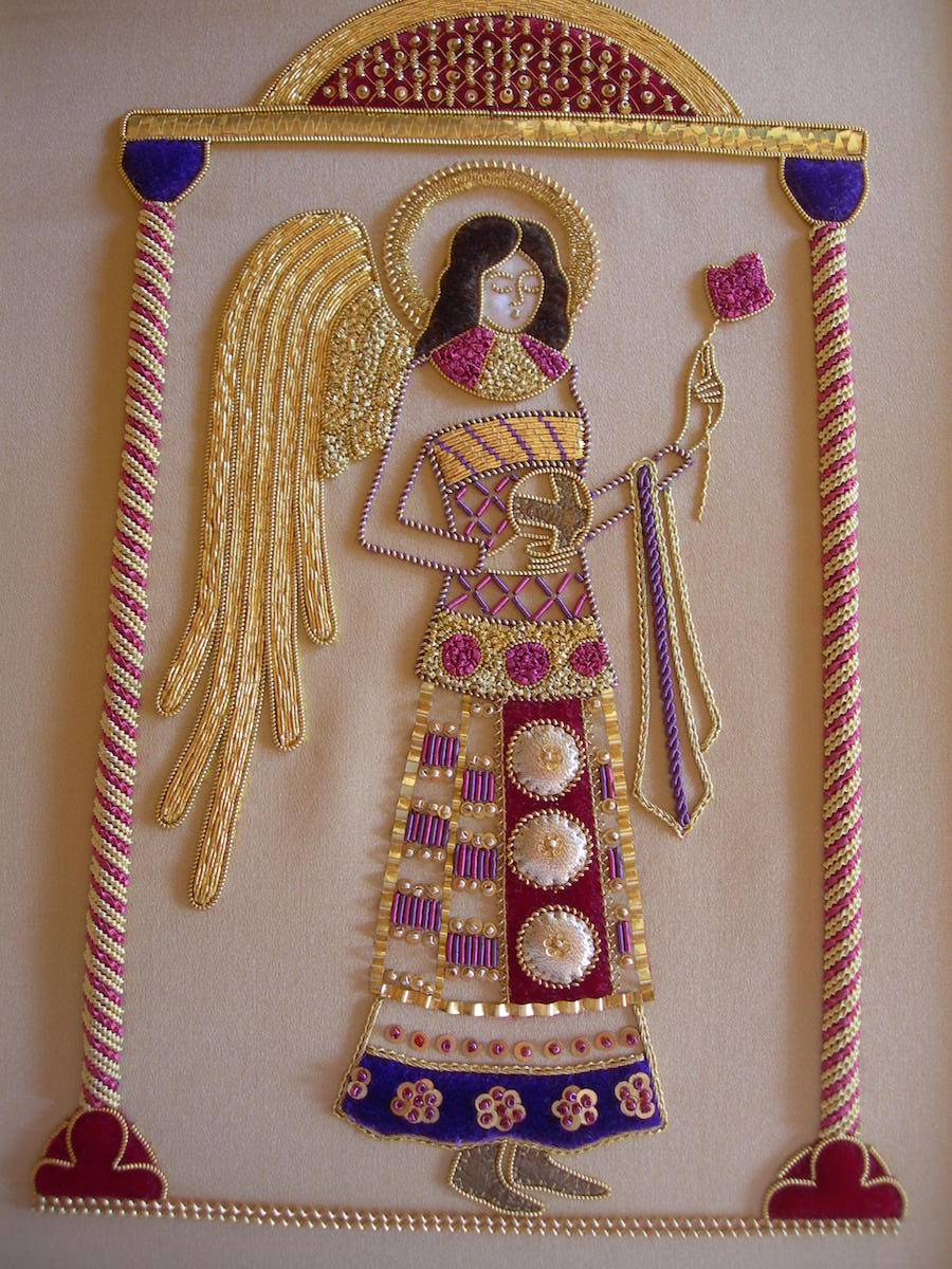 Mary Brown - Byzantine Angel - 2006