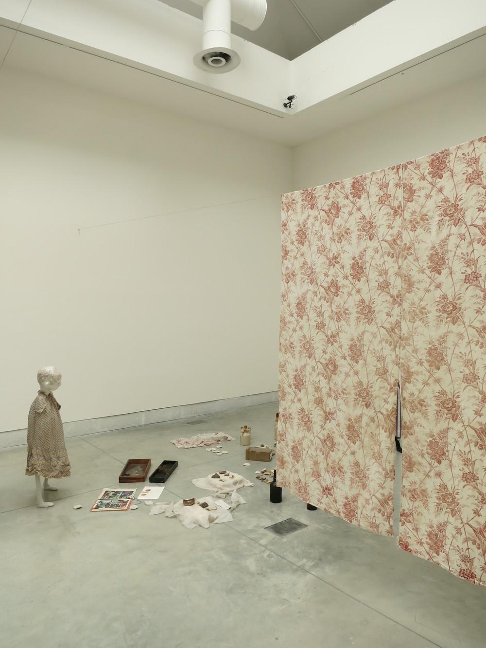 Cathy Wilke's installation in the 55th Venice Biennale 2013