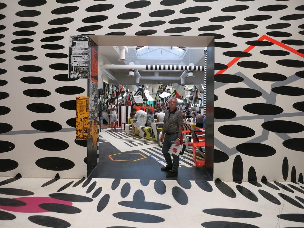 The Zany Cafe in the Giardini - 55th Venice Biennale 2013