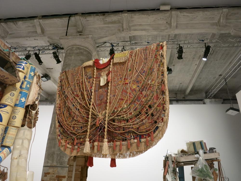 Arthur do Rosario's 'Behind the Curtain'