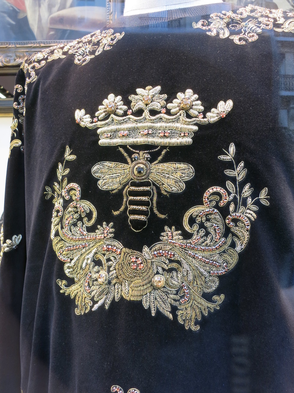 Dolce & Gabbana's 'love affair' with goldwork embroidery ...