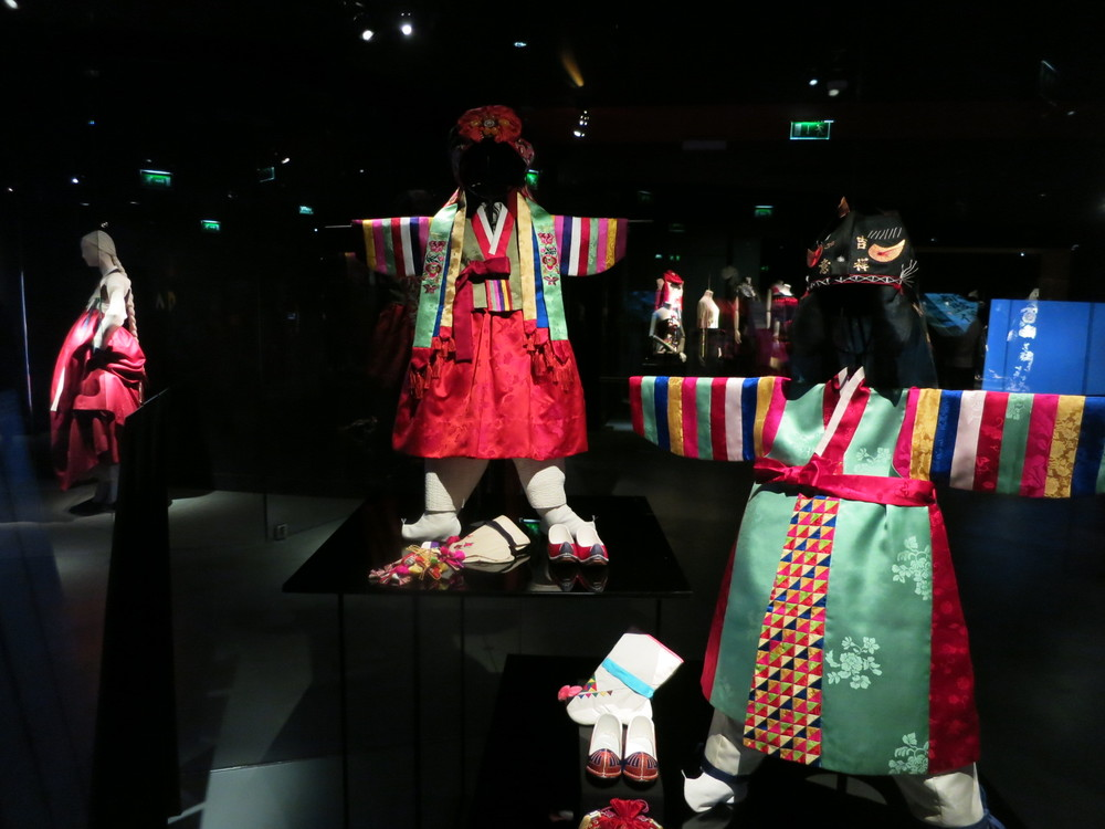 'Korea Now' exhibition at the Musee des Arts Decoratifs. Closes on the 3rd January 2016
