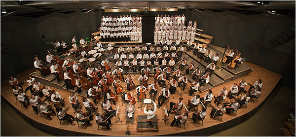 Tanglewood Music Center Photo Credit: nytimes.com