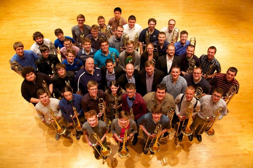 Cleveland Trombone Seminar Photo credit: clevelandtromboneseminar.org