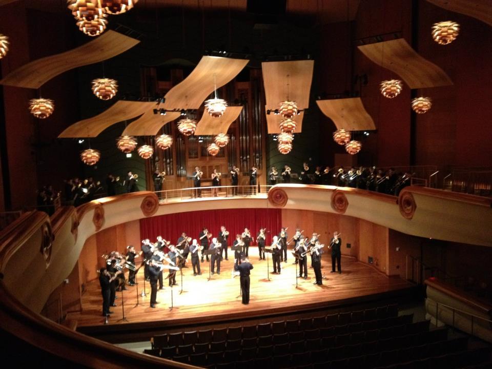 Southeast Trombone Symposium Photo credit: Austin Rivers