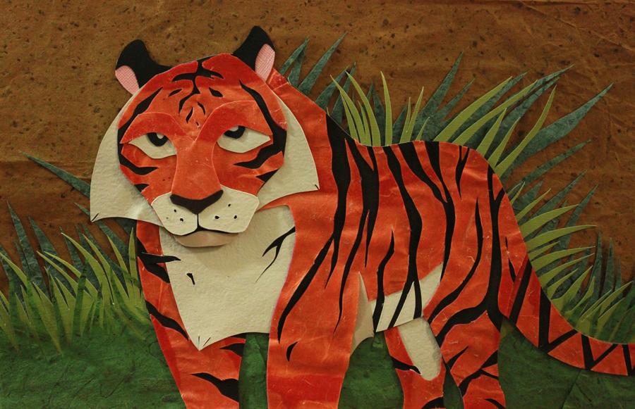 Tiger - 2012