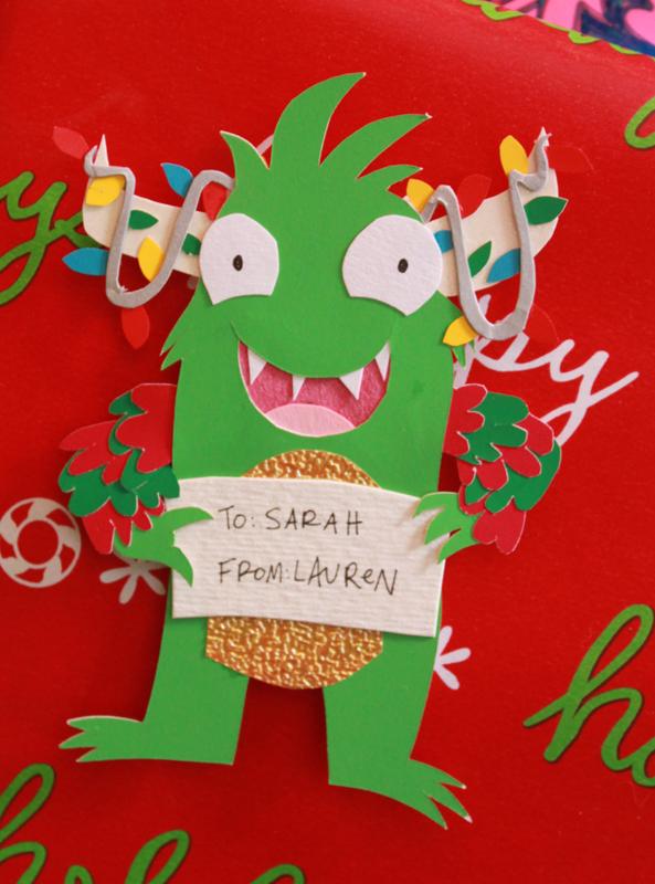 Christmas Gift Tag - 2012