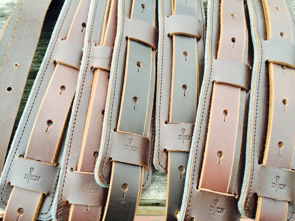 Bunch of guitar straps!.JPG