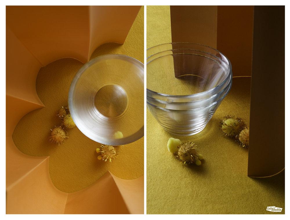 El minimalismo de estos bowls los hace atemporales y útiles para combinar con cualquier otra pieza.