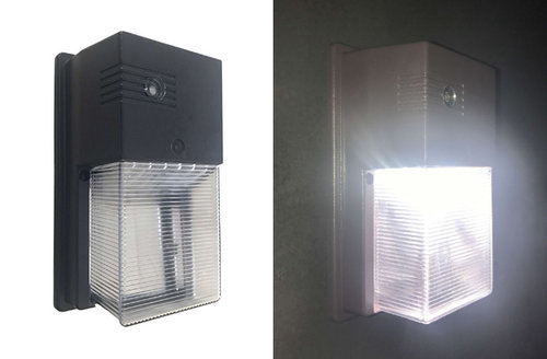 Led wall pack lights novolink inc rust free polycarbonate housing with full gasket design is sealed against dust moisture and insects aloadofball Choice Image