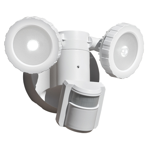 nldsbt motion activated solar security light with wireless smart control