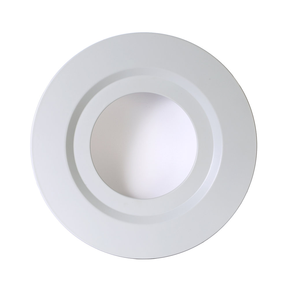 Novolink NRL04-9W-E26 4-inch LED Recessed Light Trim - FRONT