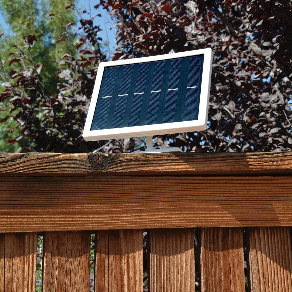 NL-DSBT Solar Panel