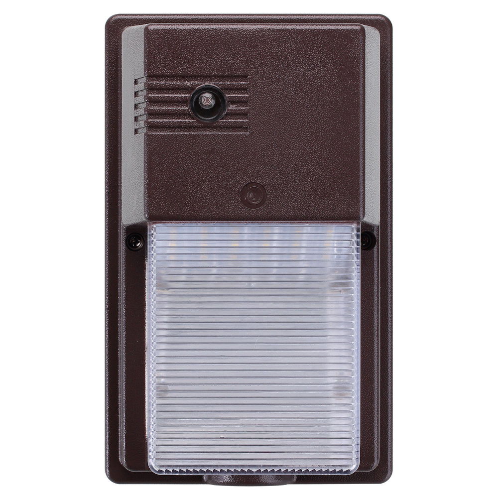 Novolink Wall Pack Light, Front View