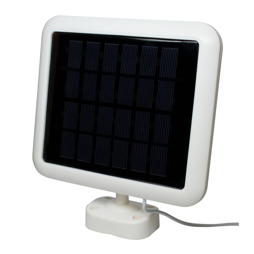 Novolink NL-DSW2 Solar Security Light, Solar Panel