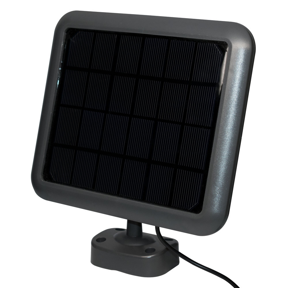 NL-DSG2 Solar Security Light, Solar Panel