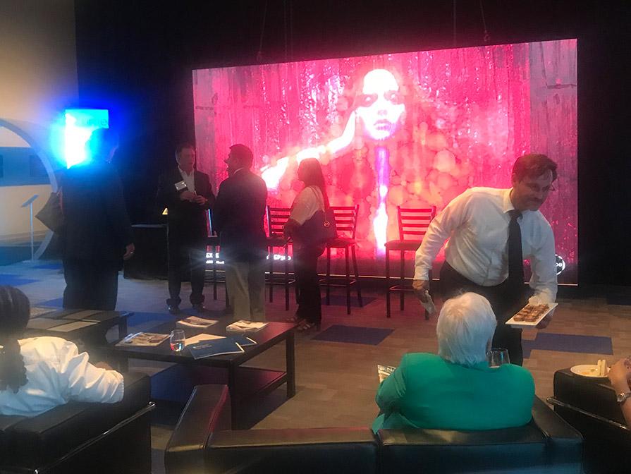 Metro-Atlanta Export Grant Winners panel, NanoLumens Headquarters, Norcross, GA