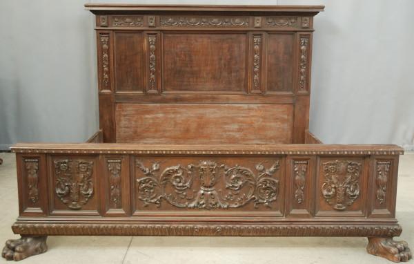 Antique Italian Renaissance Bed Bellini 39 S Antique Italia