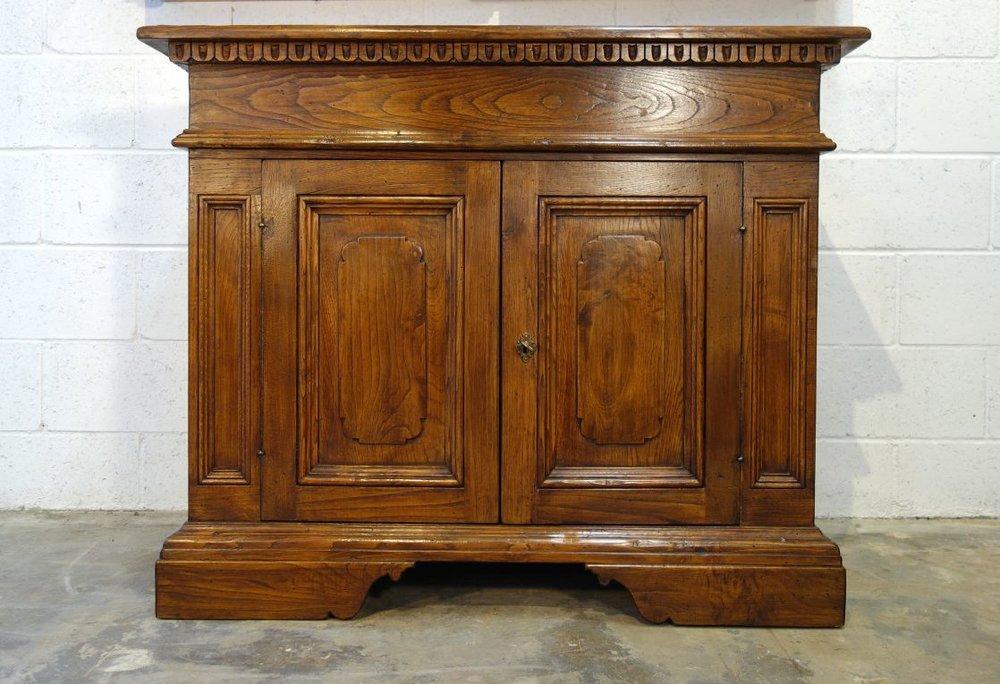 Credenza Perugia : Credenza buffet sideboard kitchen cabinetry u bellini s antique